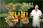 [김경식의 한방에 알고싶다] 약이 되는 봄나물과 식약동원 - 매일경제TV 건강한의사