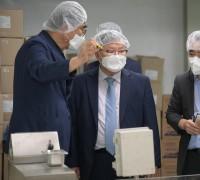 식약처, 면류제조업체 위생.방역 관리 실태 점검