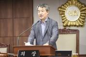 """""""정치 경험 살려 전남지부 주요 현안 잘 마무리 할 것"""""""